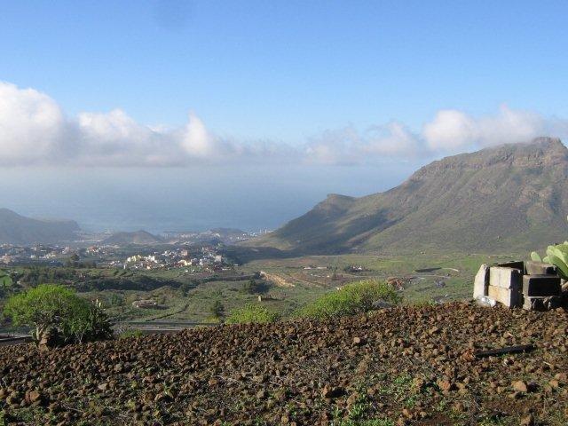 Fly-drive Tenerife - uitzicht