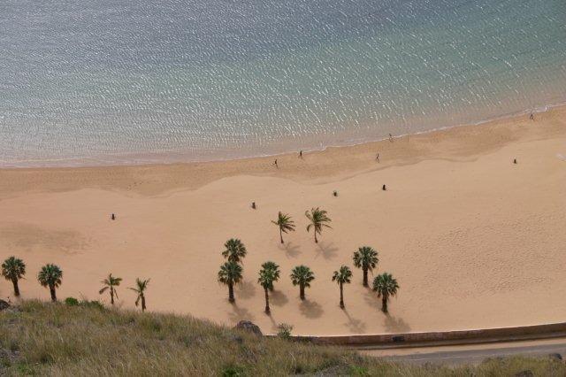 Fly-drive Tenerife - strand