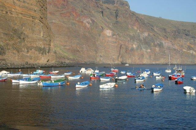 Fly-drive Tenerife - Valle Gran Rey