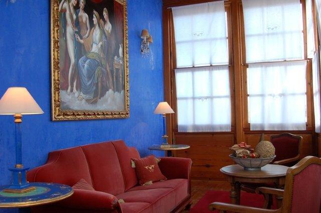 Hotel Casona de Yaiza - zitje
