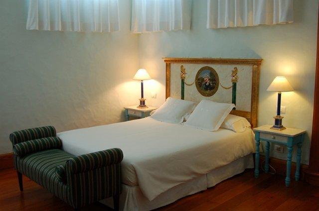 Hotel Casona de Yaiza - hotelkamer