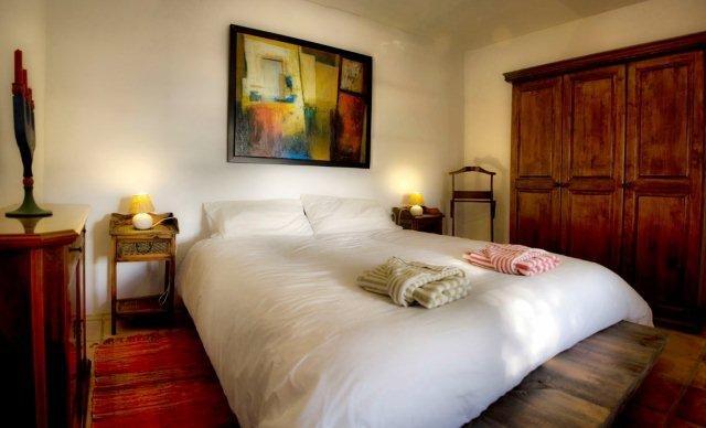 Casita Los Divisos - slaapkamer
