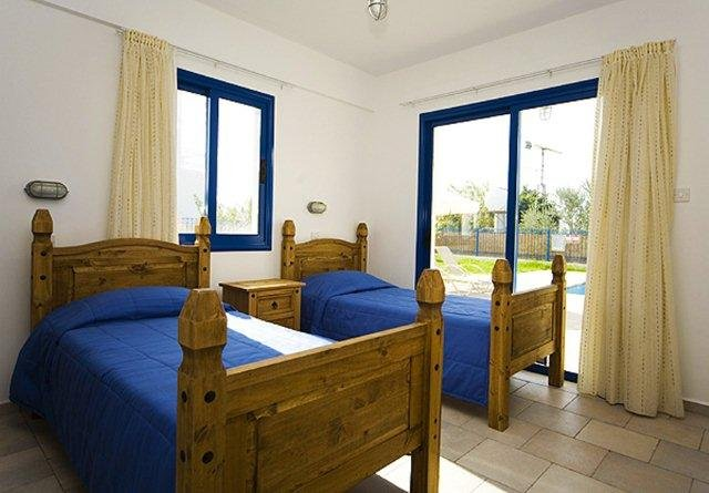 Villa Azzurro - slaapkamer