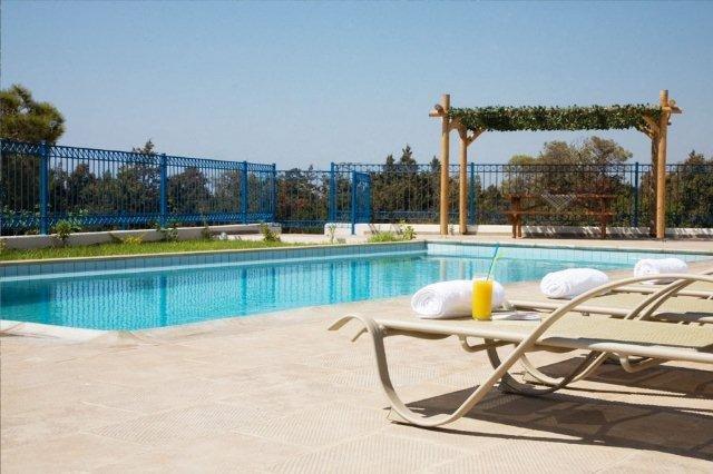 Villa Azzurro - tuin