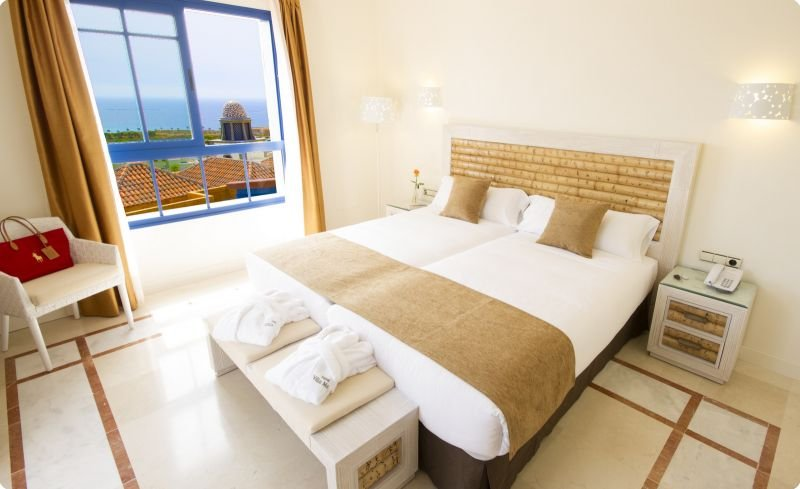 Hotel villa Maria - slaapkamer