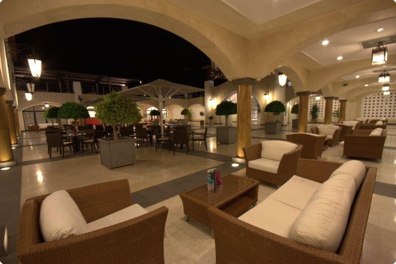 Hotel villa Maria - terras