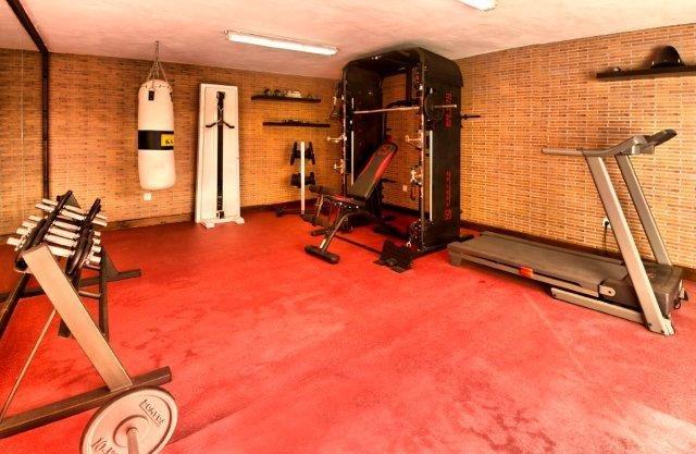 Villa Casa Perdomo - fitness