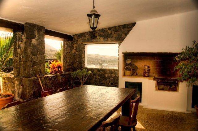 Villa Casa Perdomo - overdekt terras