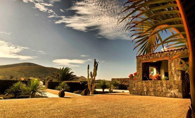 Villa Casa Perdomo - tuin