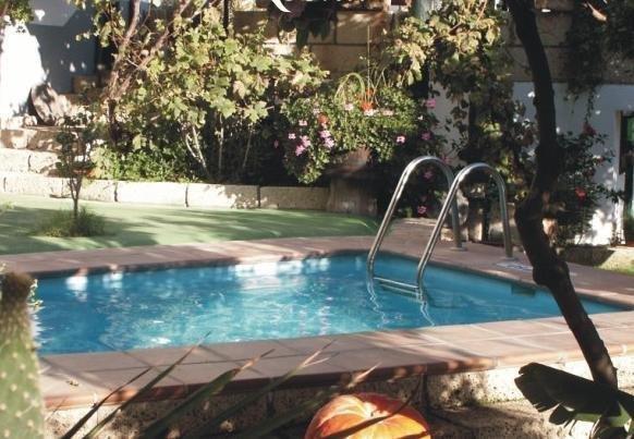 Hotel Senderos de Abona - zwembad