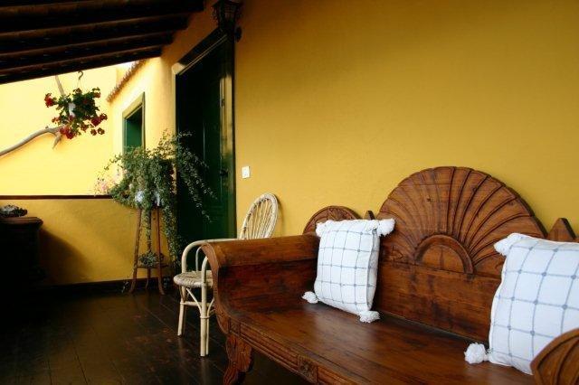 Hotel Senderos de Abona - zitje