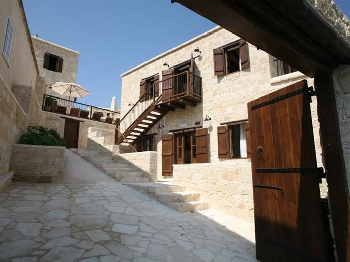 Village Houses Leonidas
