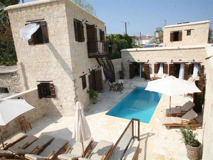 Village Houses Leonidas - zwembad