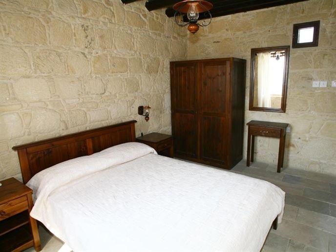 Village Houses Leonidas - slaapkamer