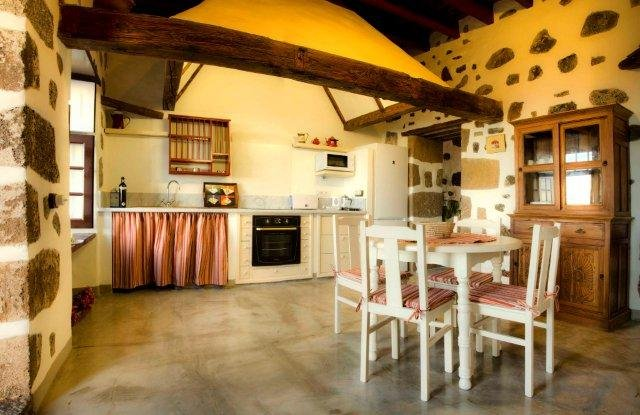 Casita Los Olivos - keuken