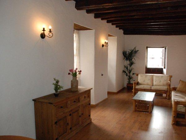 Hotel Rural Bentor - zitje