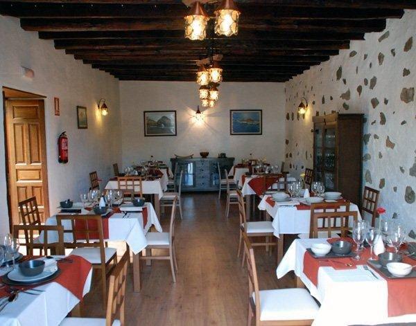 Hotel Rural Bentor - restaurant