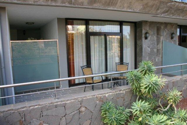 Hotel Rural Bentor - balkon moderne kamers