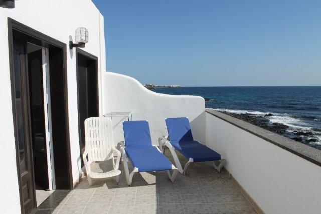 Casita Oceano II - balkon