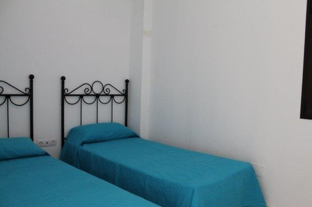 Casita Oceano II - slaapkamer