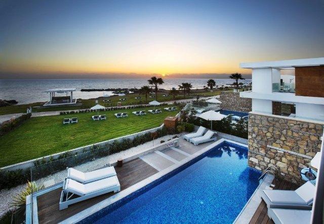 Villa Paradise Cove - uitzicht