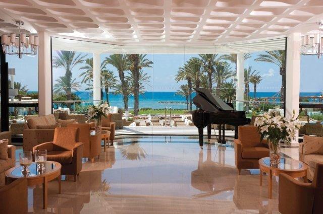 Hotel Asimina suites - lobby