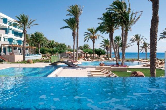 Hotel Asimina suites - zwembad