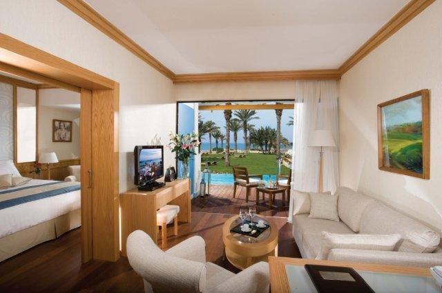 Hotel Asimina suites - executive suite met één slaapkamer