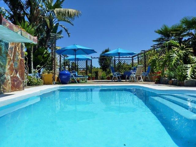 Casita Las Breveritas - zwembad