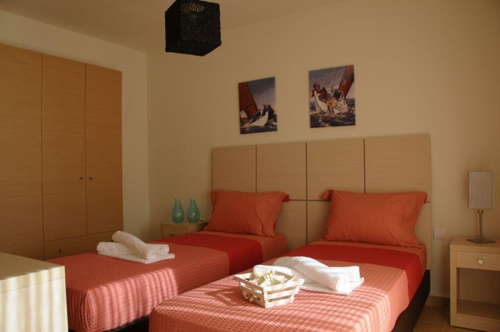 Villa Ossiano - slaapkamer