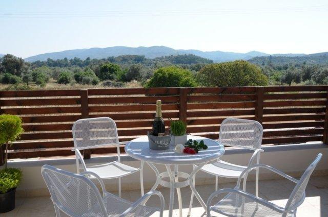Villa Ossiano - balkon