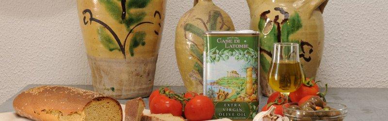 Hotel Case di Latomie - olijfolie