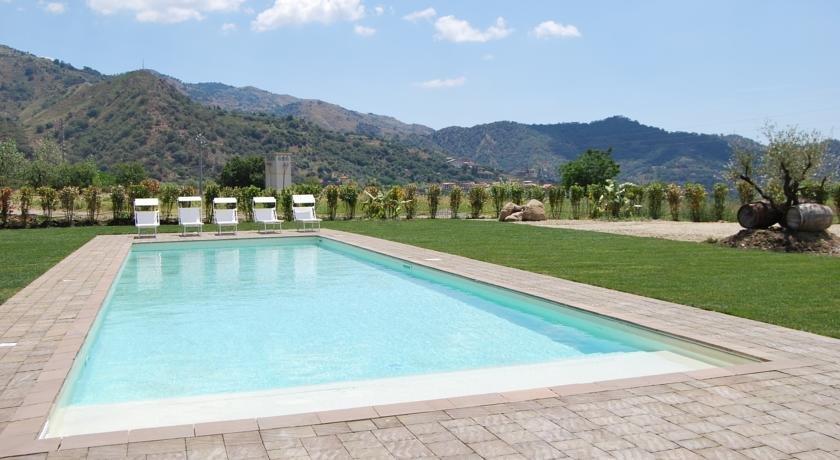 Hotel Edone - zwembad