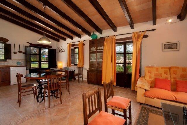 Villa Coster de Puig - woonkamer