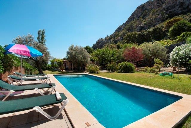 Villa Coster de Puig - zwembad