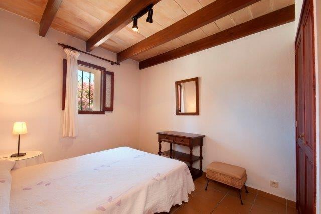 villa El Pontarro - slaapkamer 1