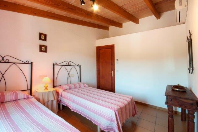 Villa El Pontarro - slaapkamer 2