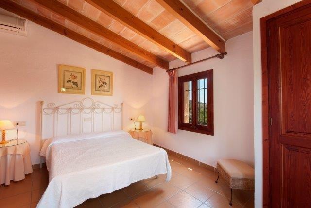 villa El Pontarro - slaapkamer 3