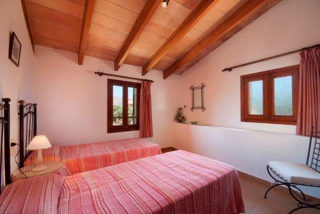 Villa El Pontarro - slaapkamer 4