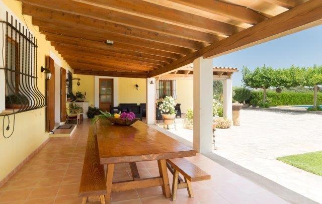 Villa Can Pedro - terras