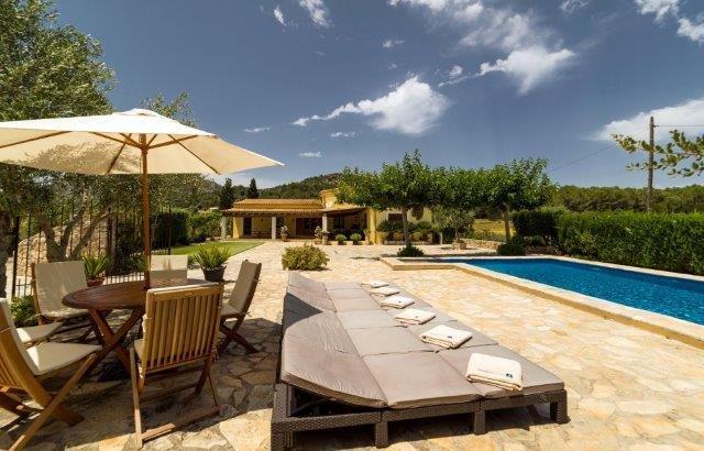 Villa Can Pedro - zwembad