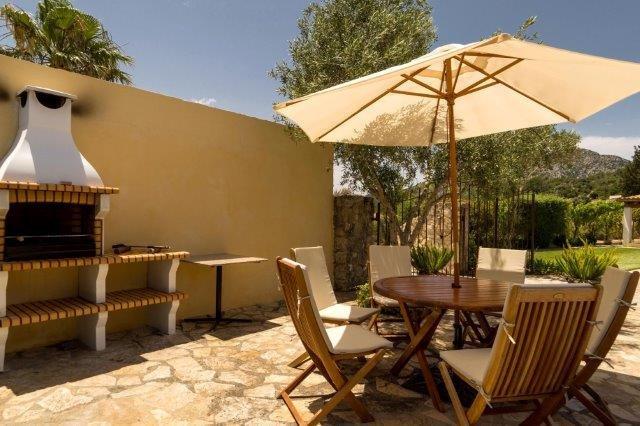 Villa Can Pedro - buitenkeuken