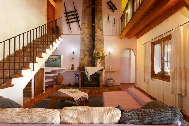 Villa Can Pedro - woonkamer