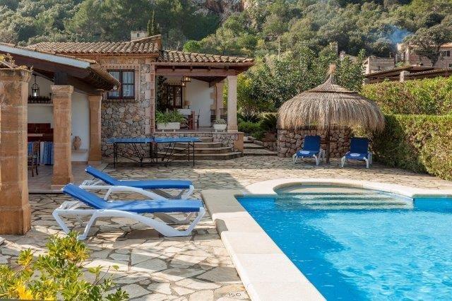 Villa Encis - zwembad