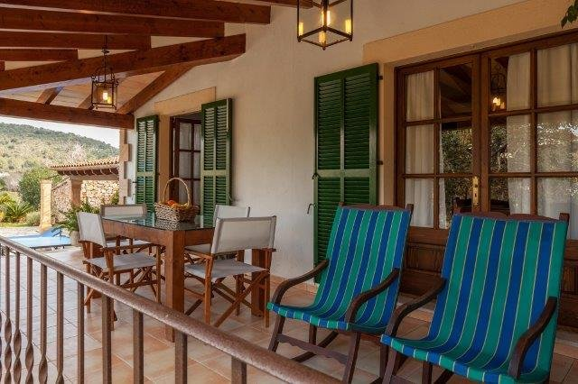 Villa Encis - terras