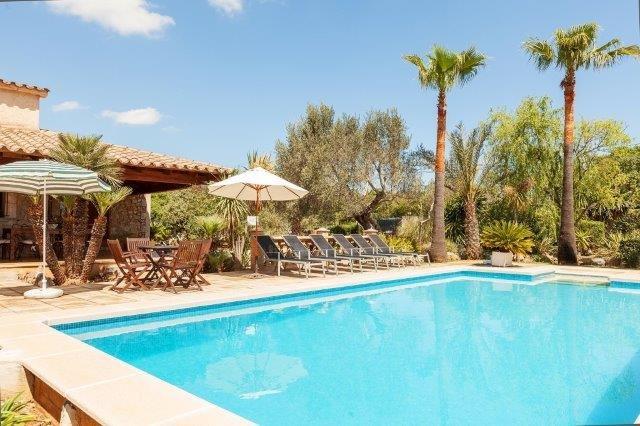 Villa Magdalena - zwembad
