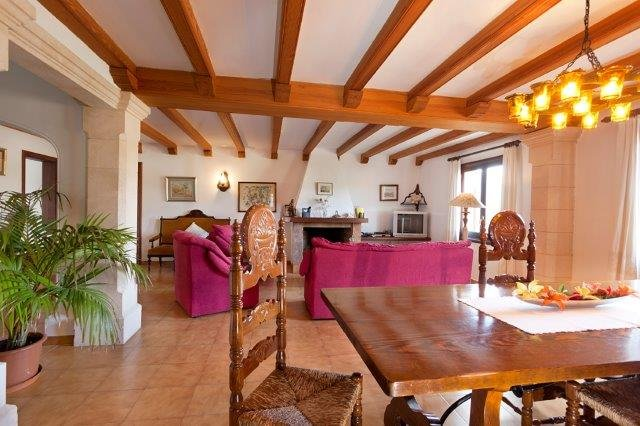 Villa Magdalena - woonkamer
