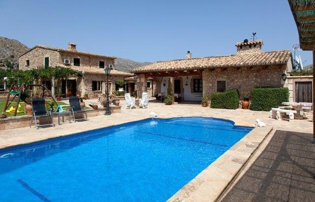 Villa Toni Mosca - zwembad