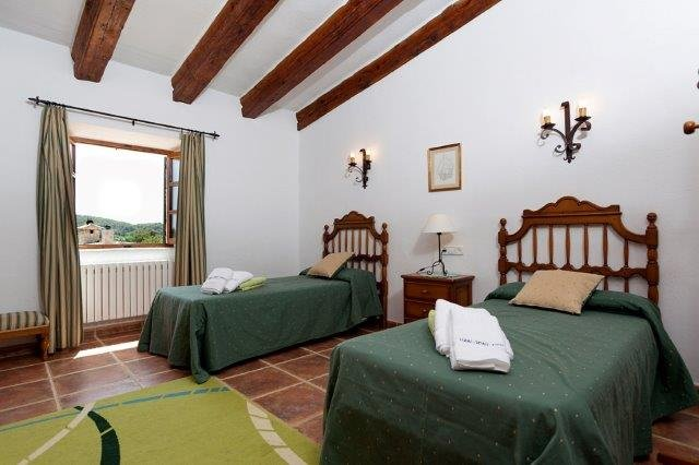 Villa Toni Mosca - slaapkamer