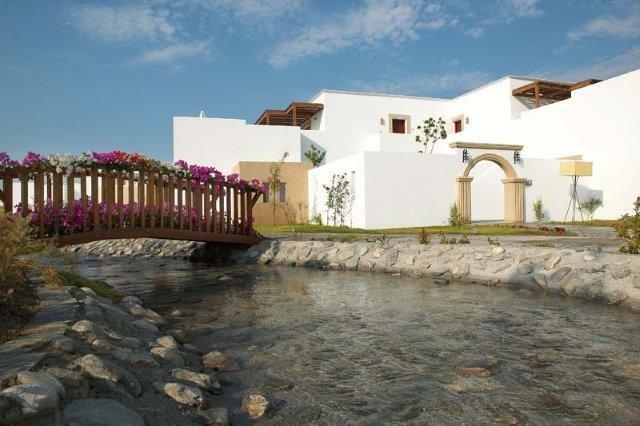 Hotel Lindian Village - rivier